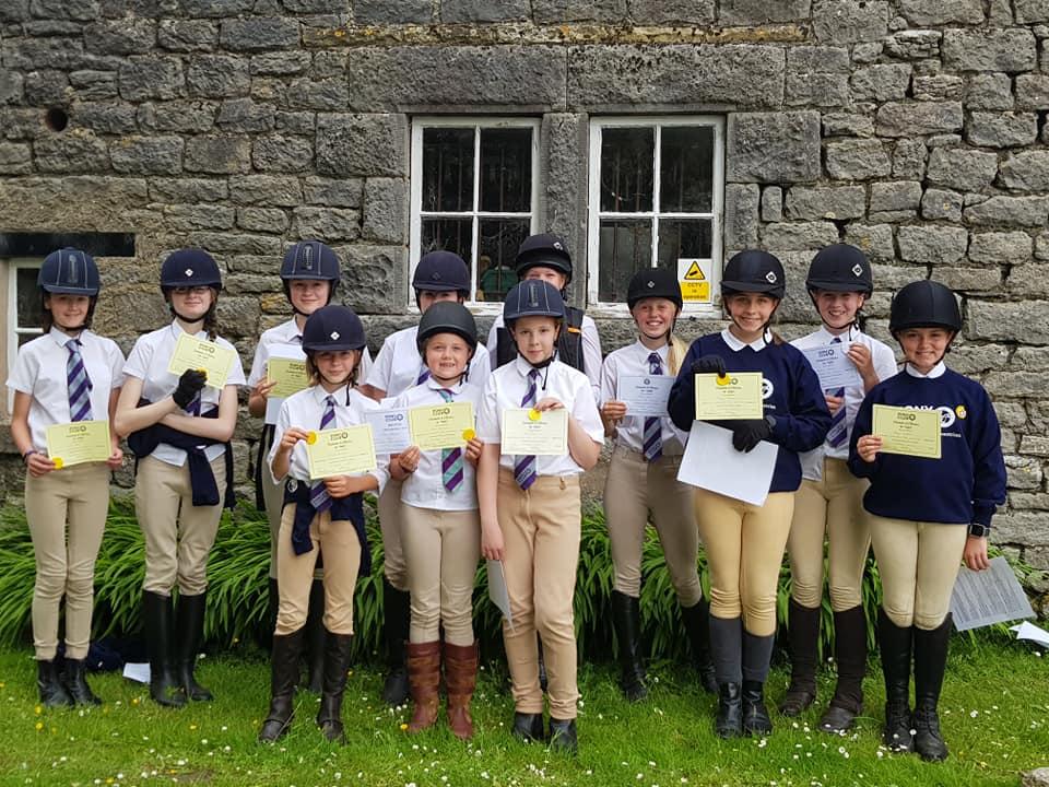 Pony Club Juniors