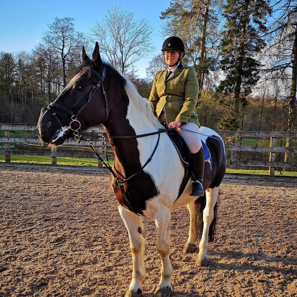 Children's Horse Riding Cumbria