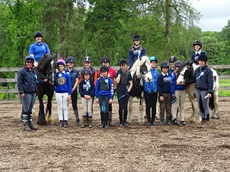Lake District Horse Riding Holiday Club
